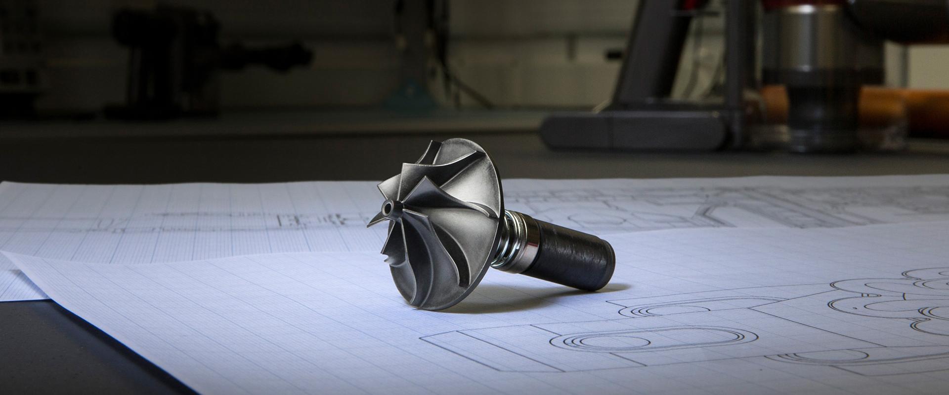 מנוע V8 הדיגיטלי של Dyson