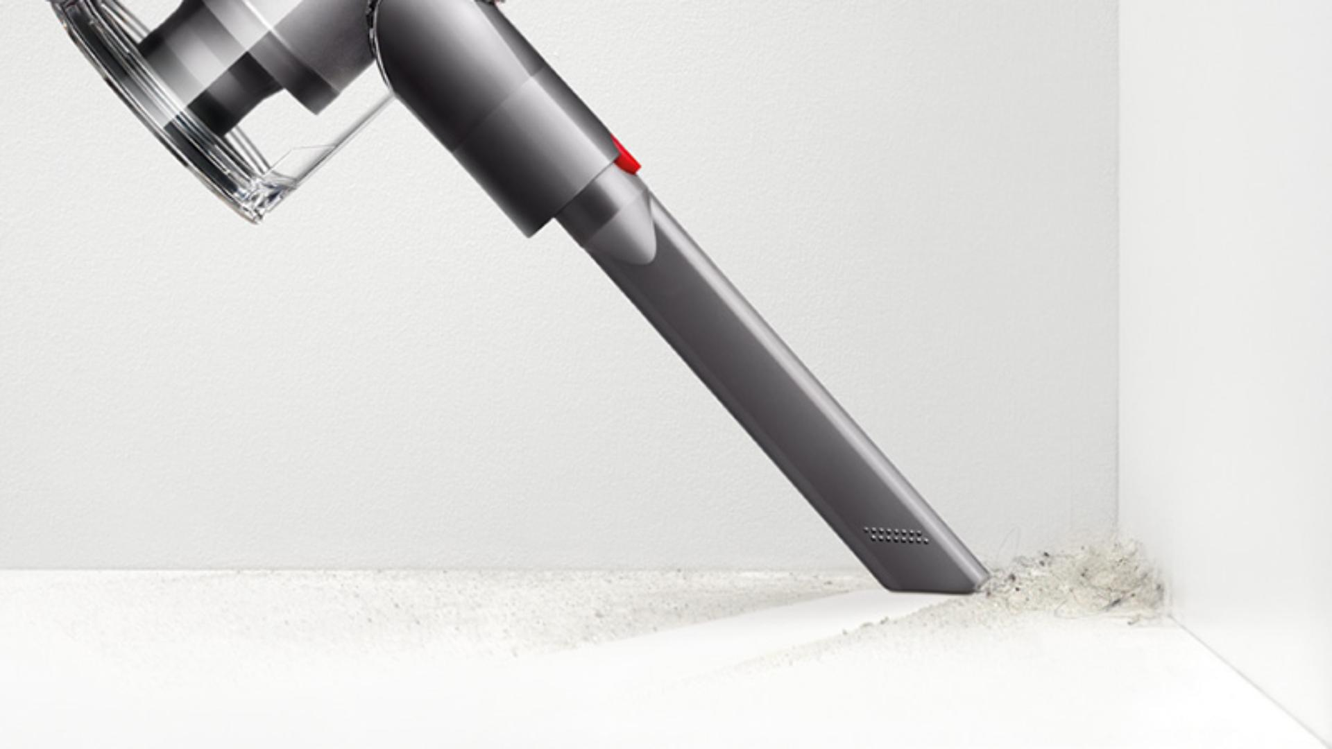 Designed for precise cleaning around edges and narrow gaps.