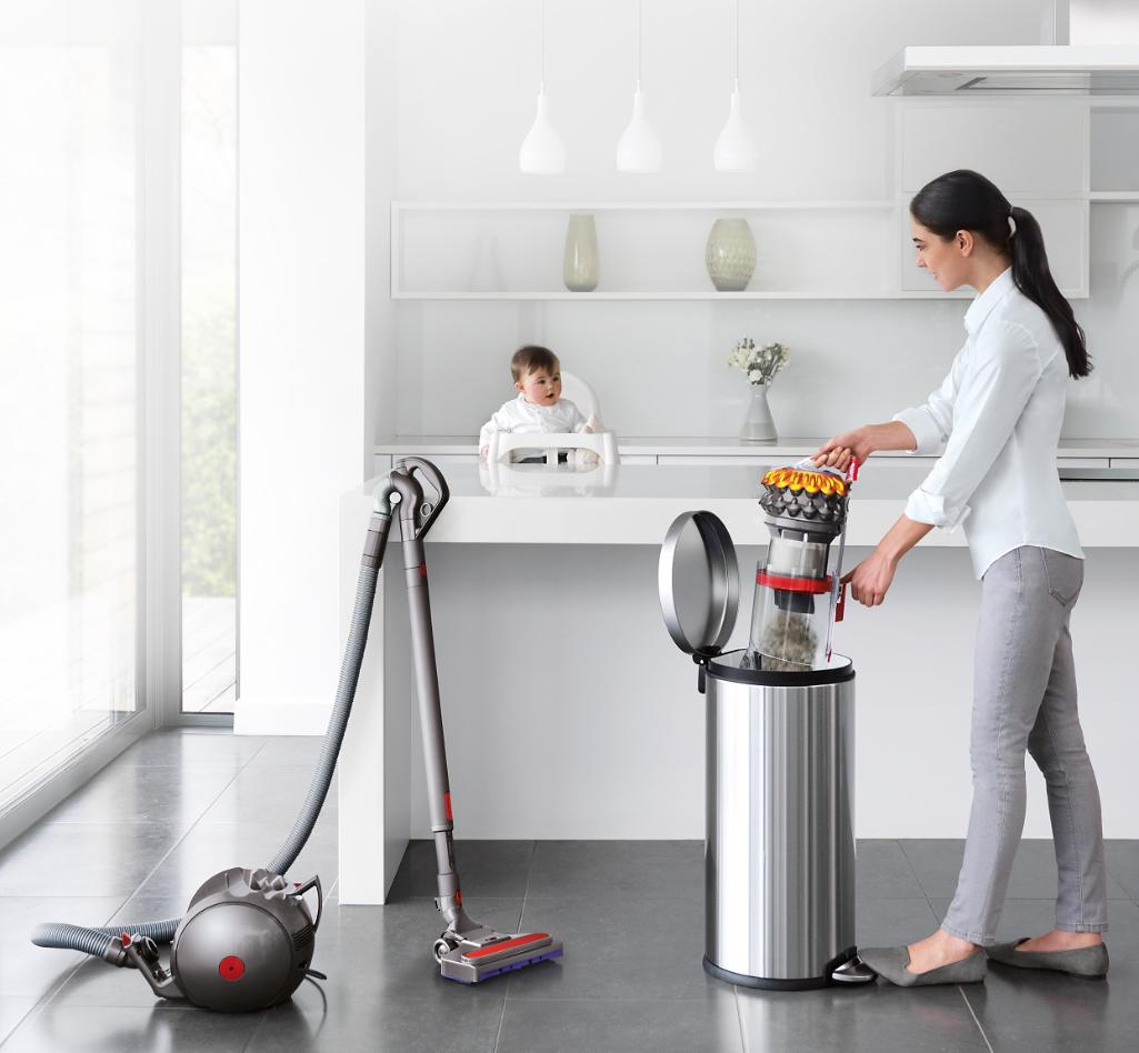 Dyson dyson big ball cylinder vacuum cleaner overview dyson cleaning from floor to floor doublecrazyfo Gallery