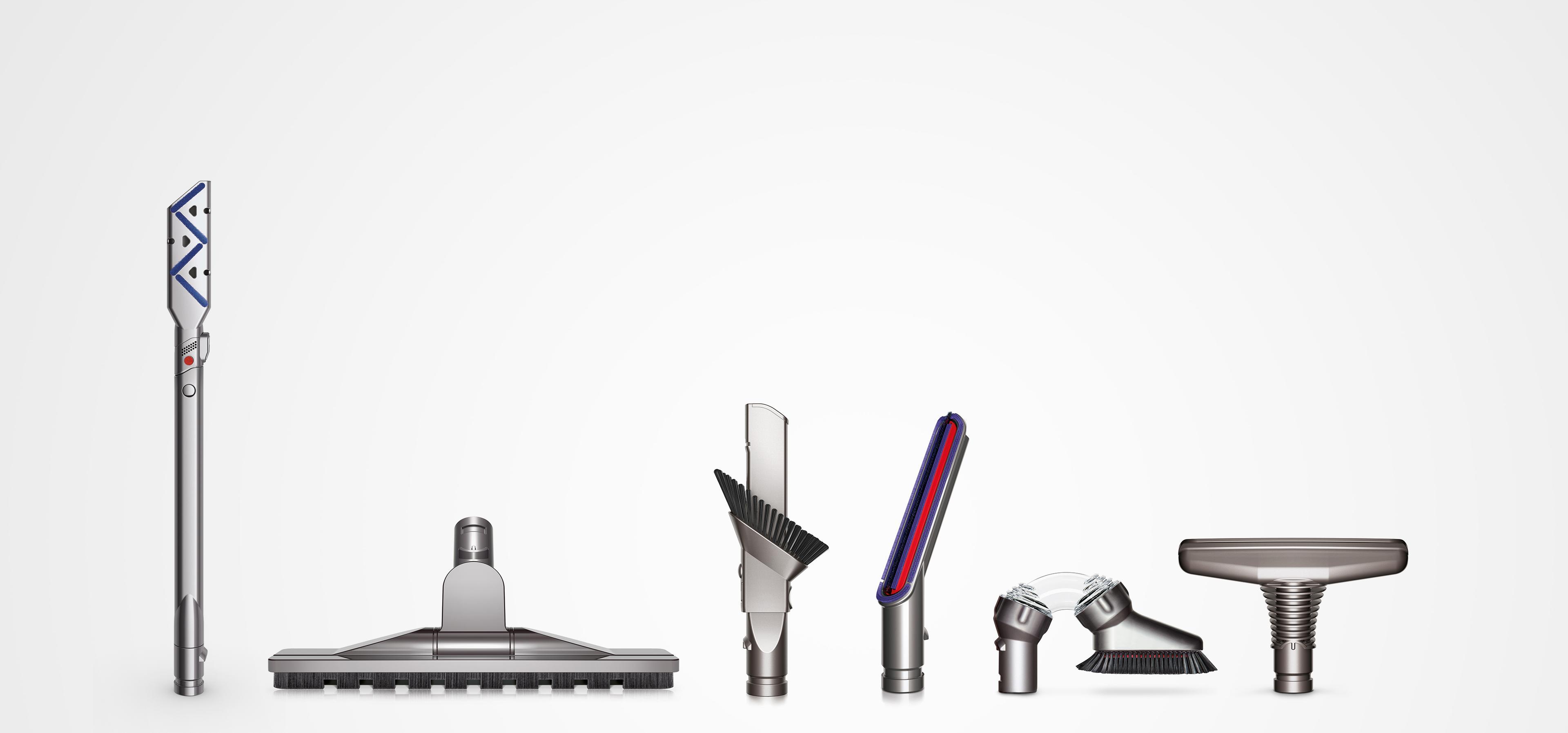 Six extra tools