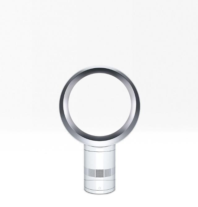 Dyson Cool™ 10 inch desk fan (White/Silver)