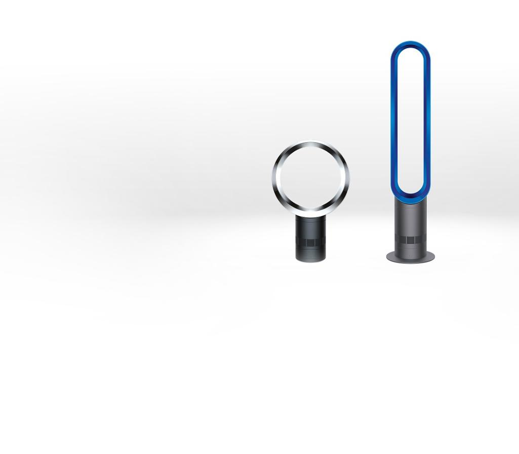 Dyson Heating And Cooling Fans Table Fan Circuit Cool Range