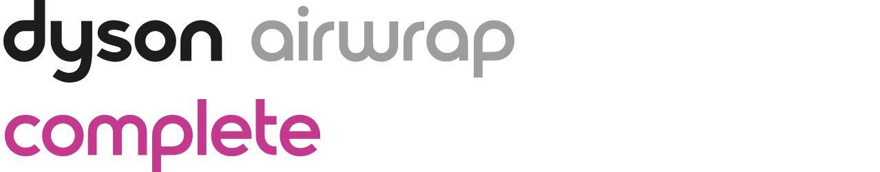 Dyson Airwrap Complete Logo