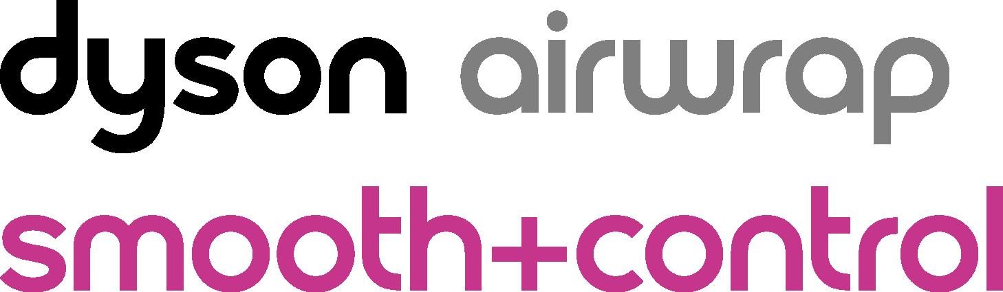 Dyson Airwrap™ Smooth + Control logo