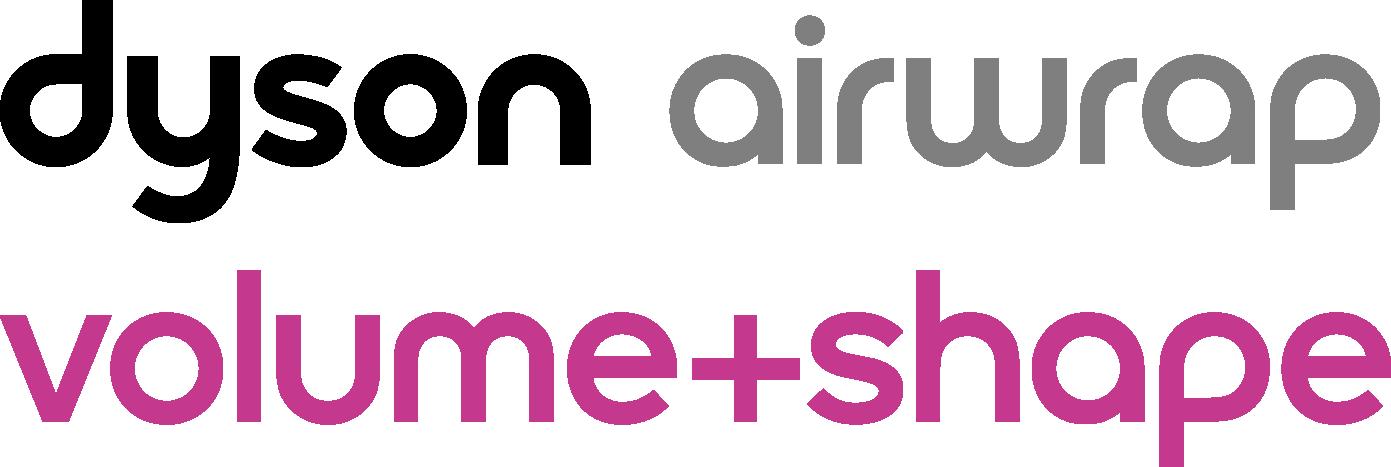 Dyson Airwrap™ Volume + Shape logo