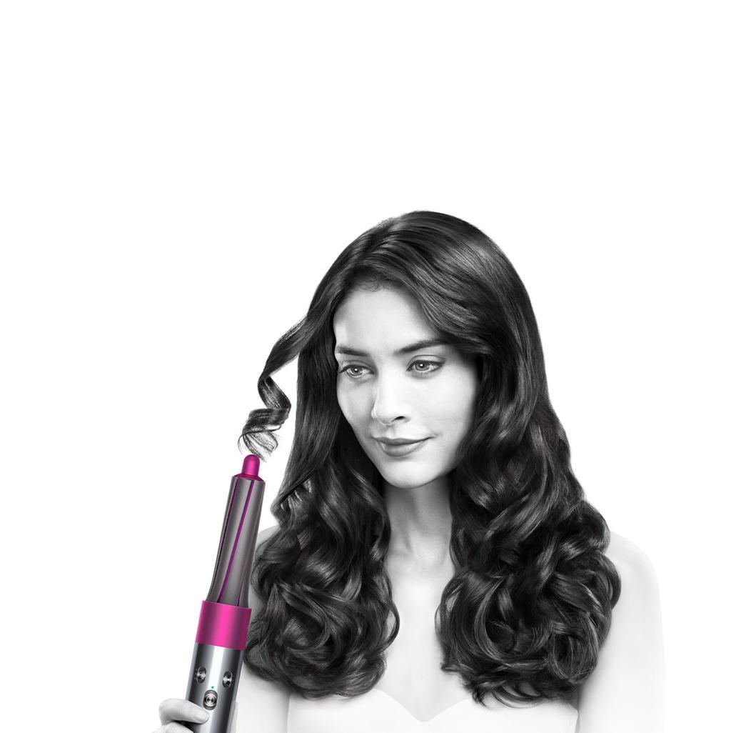 Dyson Airwrap Hair Styler Overview Dyson