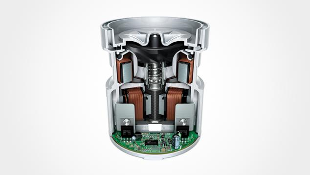 The Dyson digital motor V4