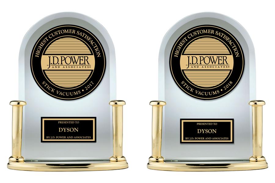 JD Power Award Dyson Cyclone v10 vacuum cleaner