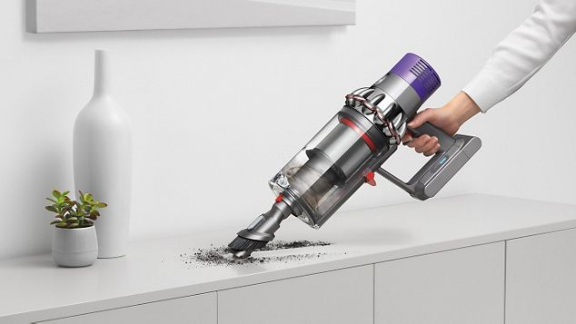 Dyson V10 Absolute cordless vacuum cleaner handheld mode