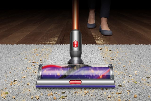 Canister Vacuum Cleaners   Dyson