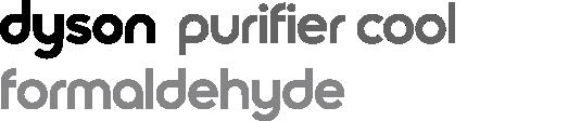Dyson Purifier Cool Formaldehyde motif