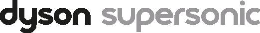 Logo del secador de pelo Dyson Supersonic
