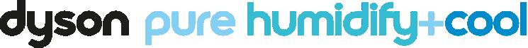 dyson pure humidify cool logo
