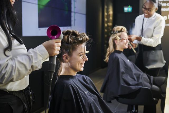 Dyson Com Oxford Street Beauty Lab