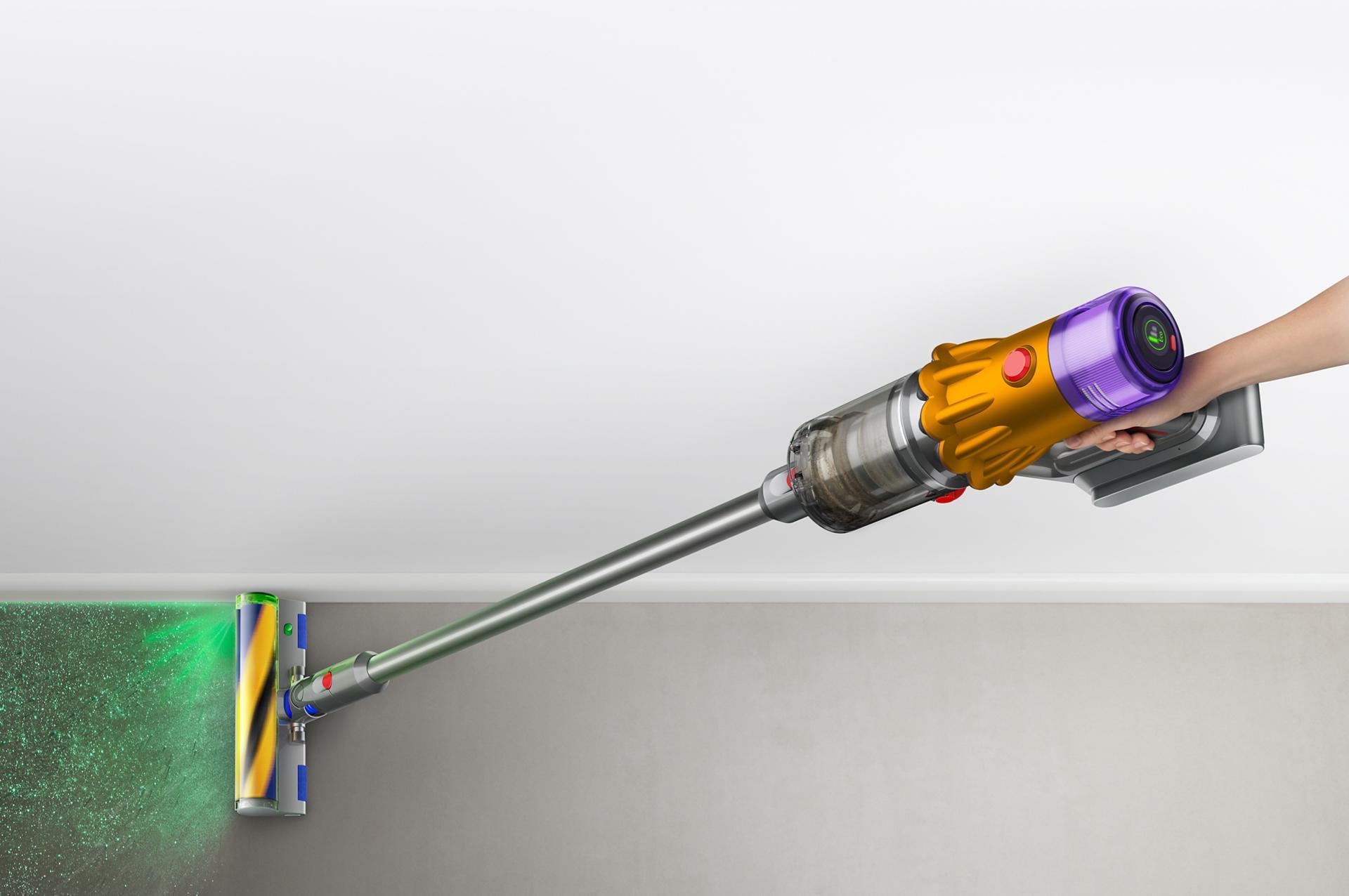 Odkurzacz bezprzewodowy Dyson V12 Slim z elektroszczotką Laser Slim Fluffy