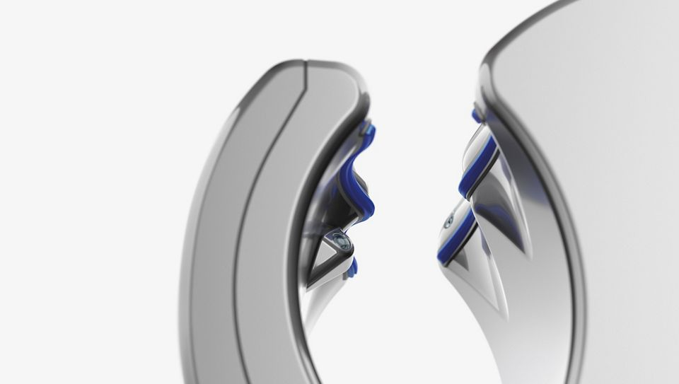 Sideview image of Dyson Airblade dB