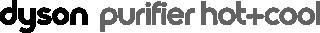 Dyson purifier hot cool logo
