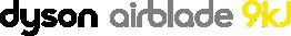 Dyson Airblade 9kJ logo