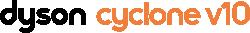 Logo Dyson Cyclone V10