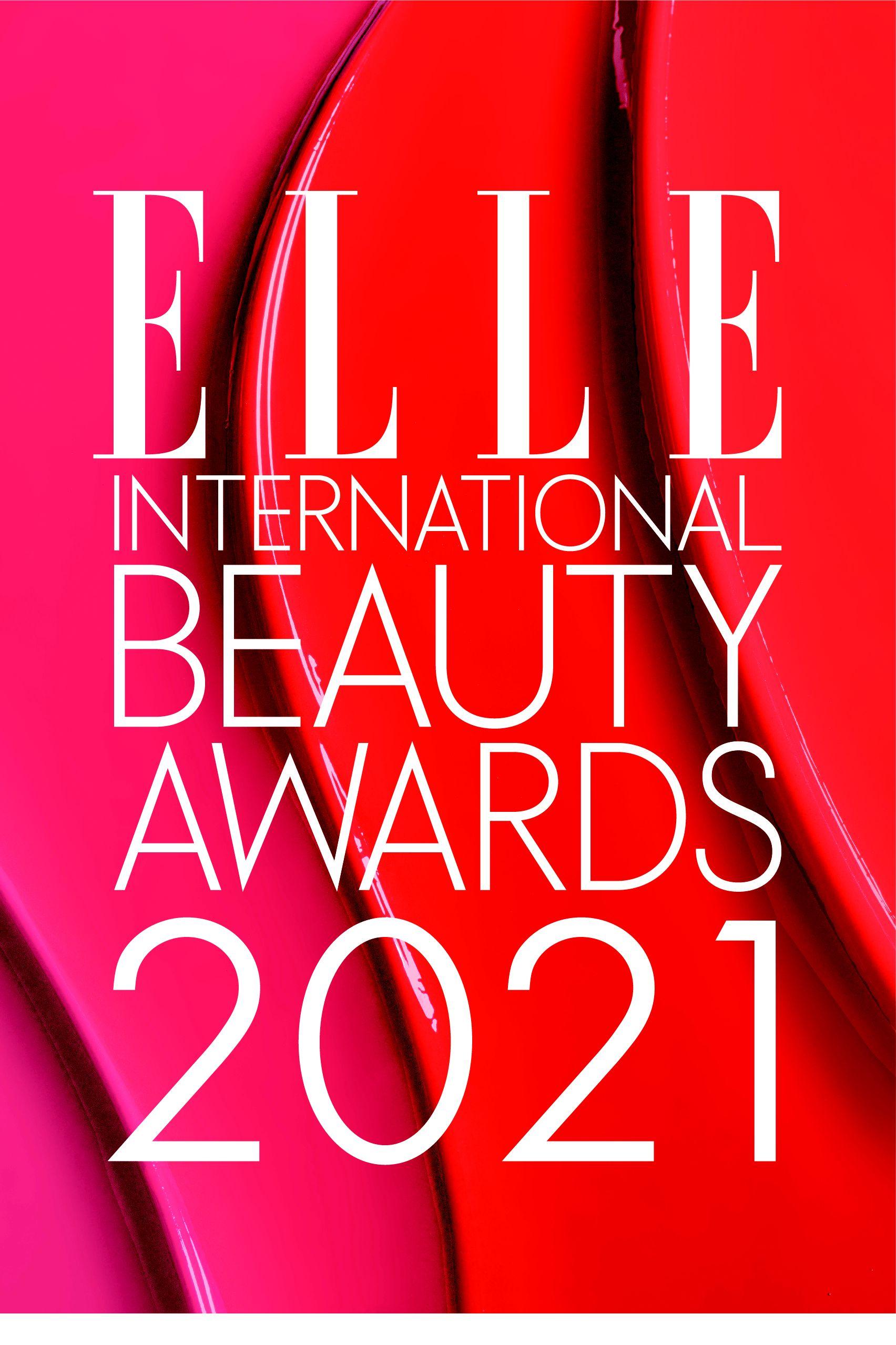 Elle International Beauty Award 2021