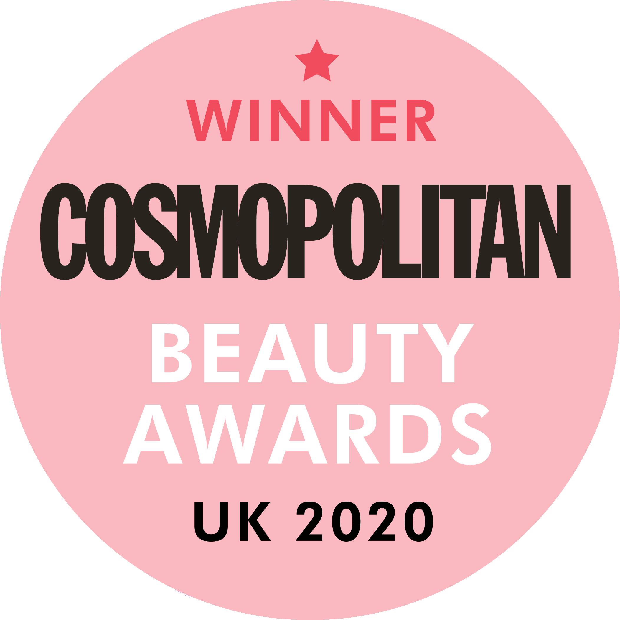 Cosmopolitan Beauty Awards 2020