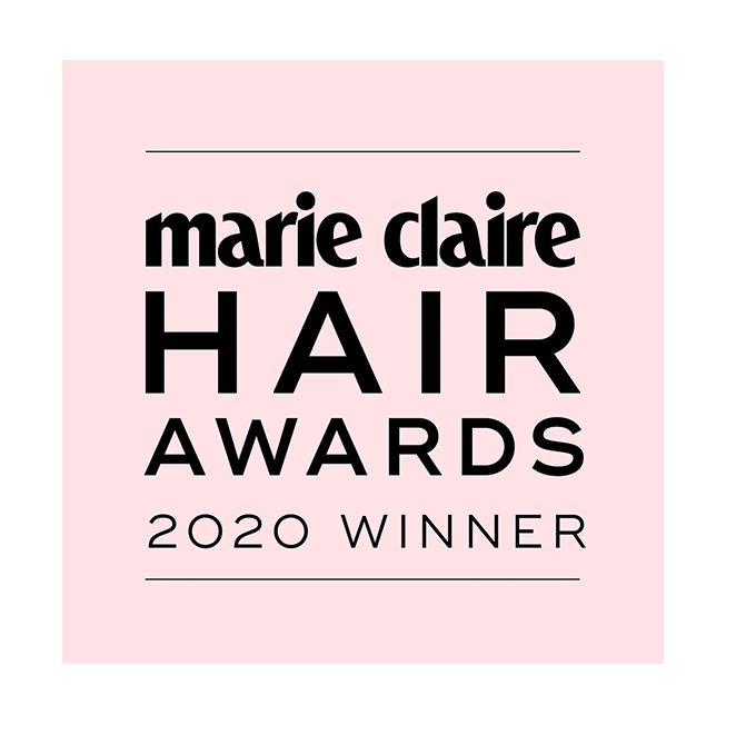 Marie Claire Hair Awards Winner