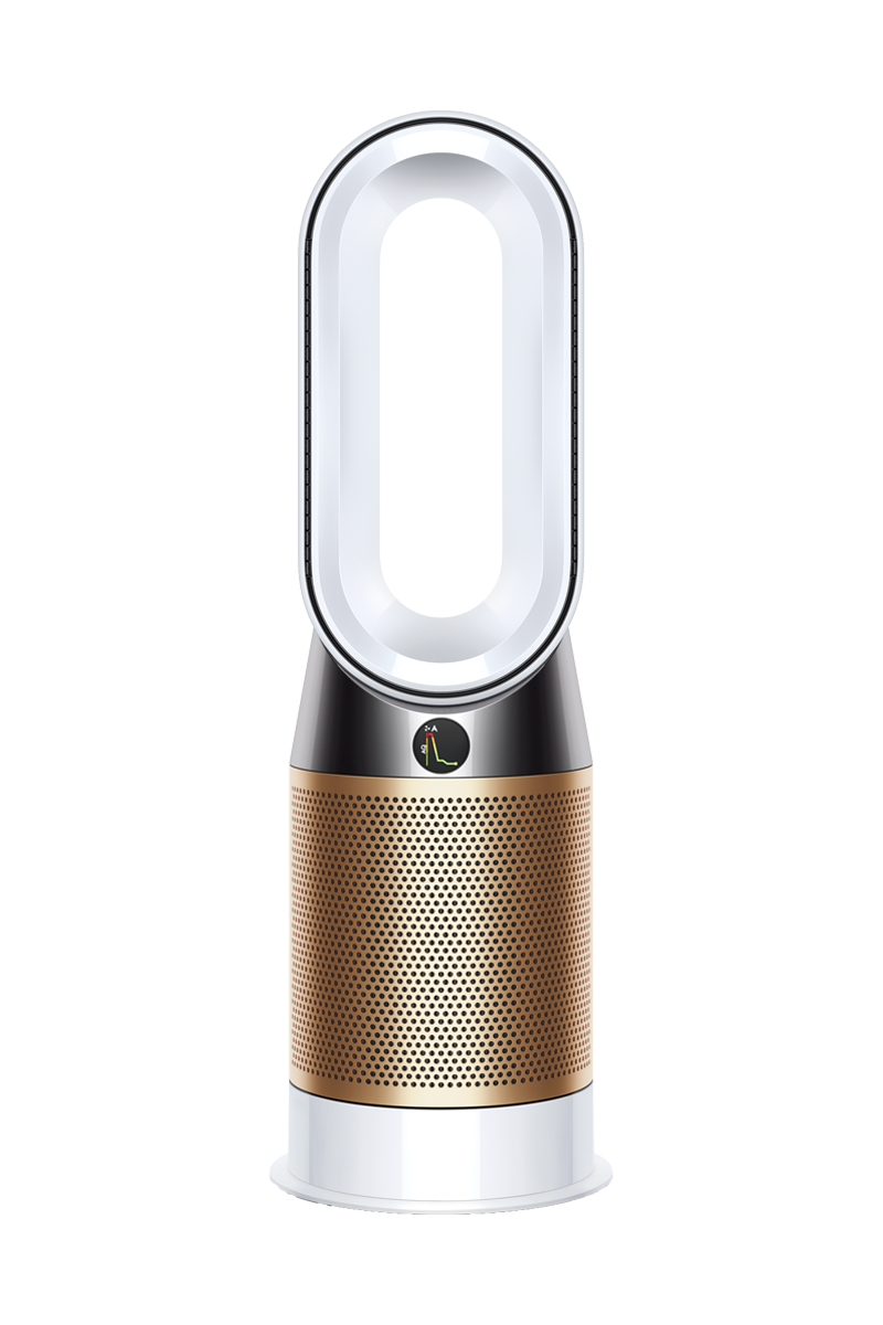 Dyson Pure Hot+Cool Cryptomic™ 三合一風扇暖風空氣清新機 HP06 (白金色)