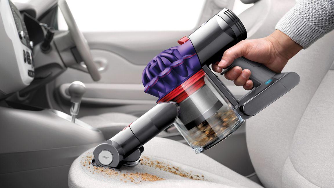 Portable Handheld Car Vacuum Cleaner