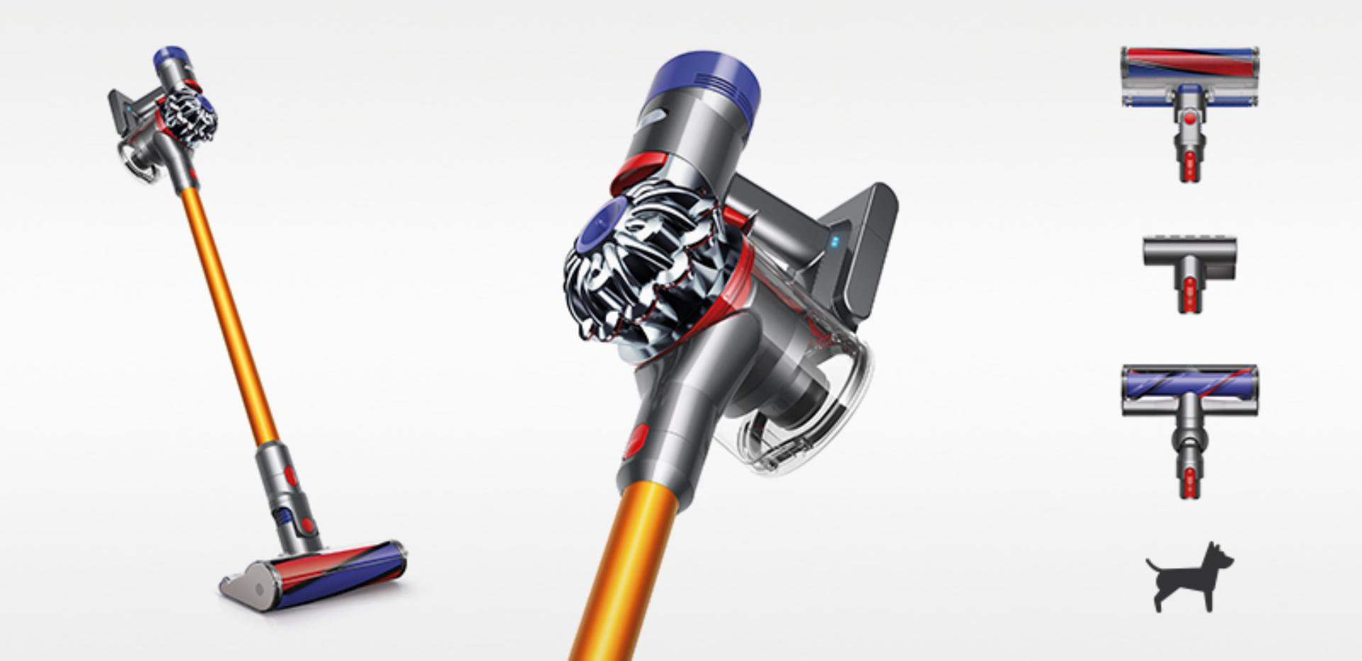 Image showing Dyson V8 Absolute