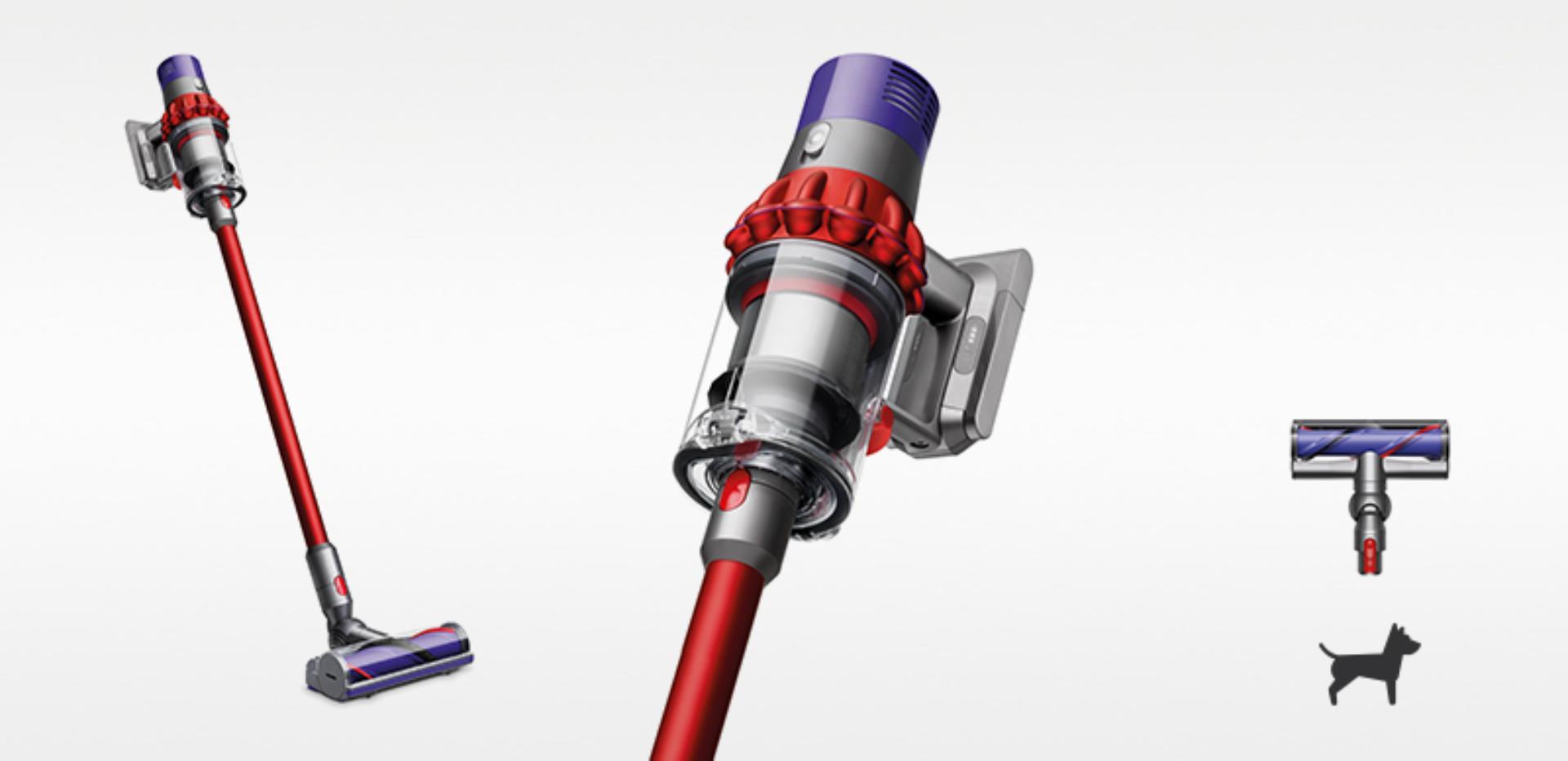 Image showing Dyson V10 Motorhead