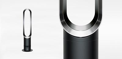 Dyson Cool™ tower fan (White/Silver)