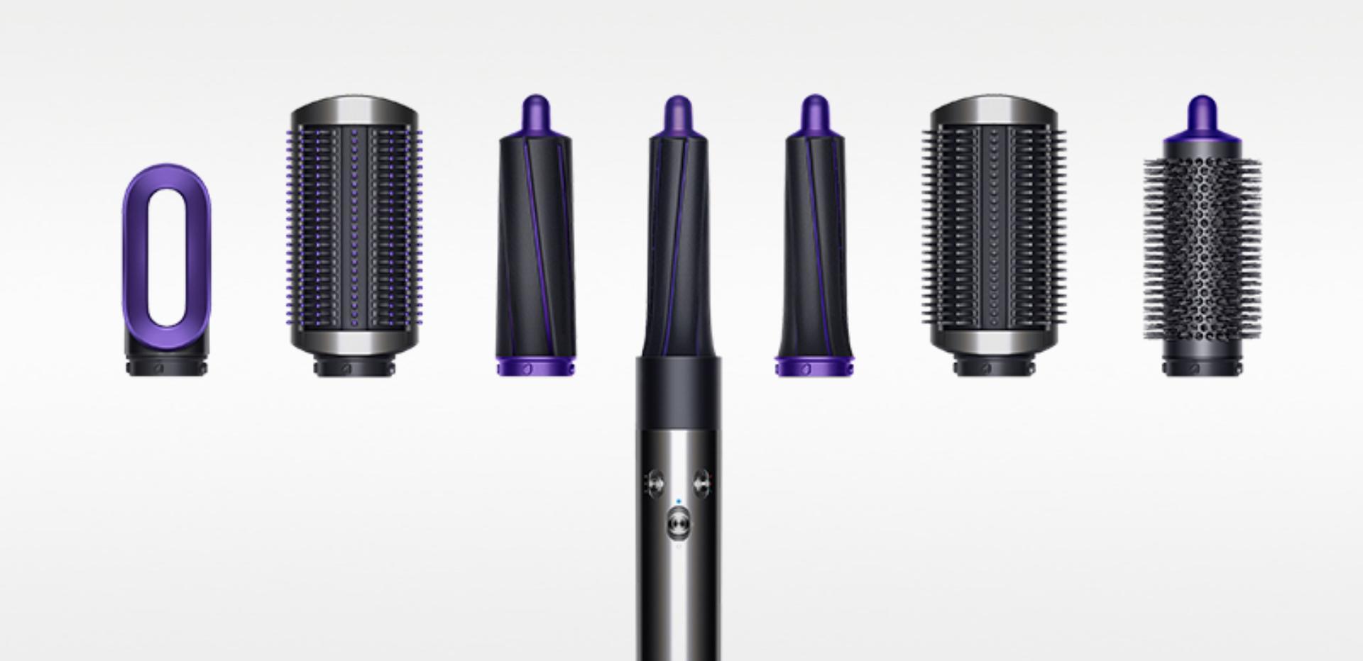 Airwrap Complete Black Purple