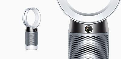 Excellent Dyson Pure Cool Hepa Air Purifier And Fan White Silver Download Free Architecture Designs Embacsunscenecom