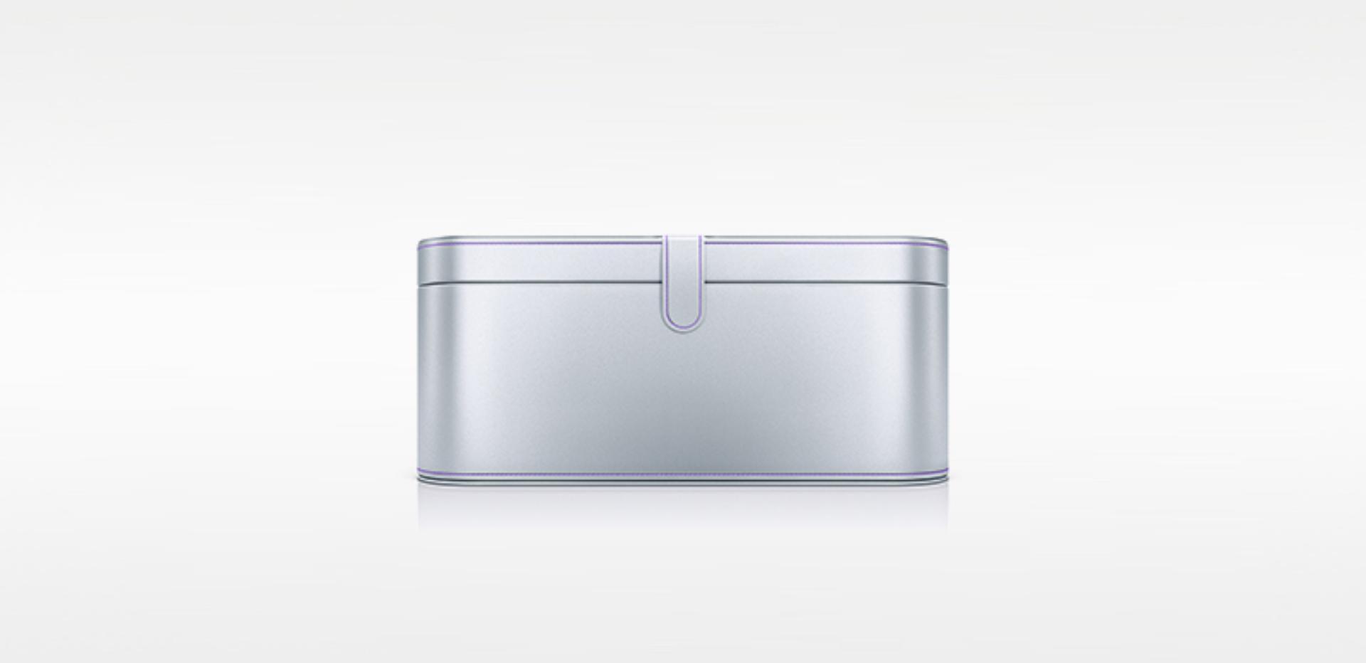 กล่องเก็บอุปกรณ์ สีเงิน