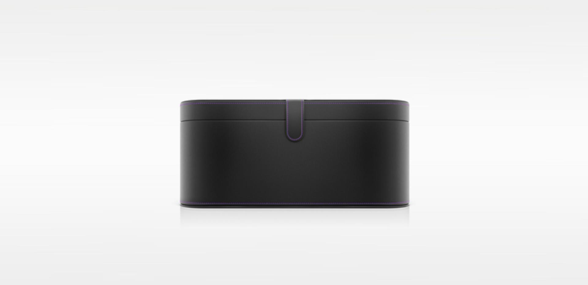 Black storage case
