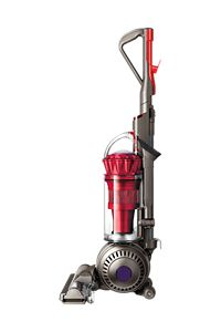 Dyson DC55 Total Clean Upright Vacuum, Grey/Red