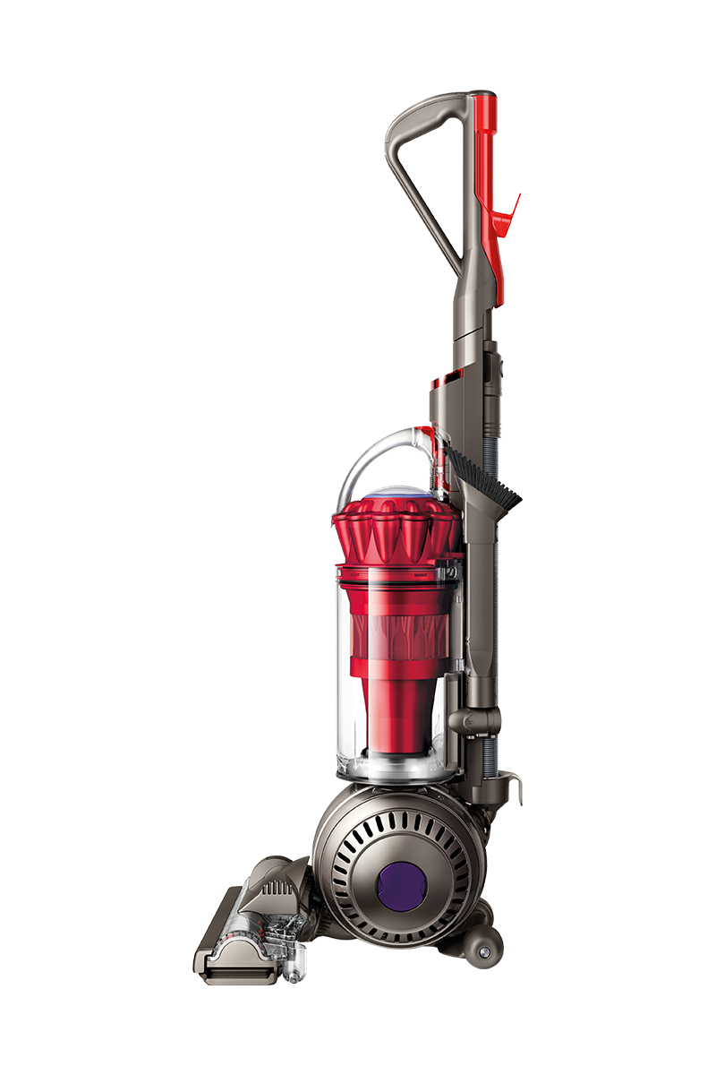 Dyson Ball Total Clean vacuum, Grey/Red
