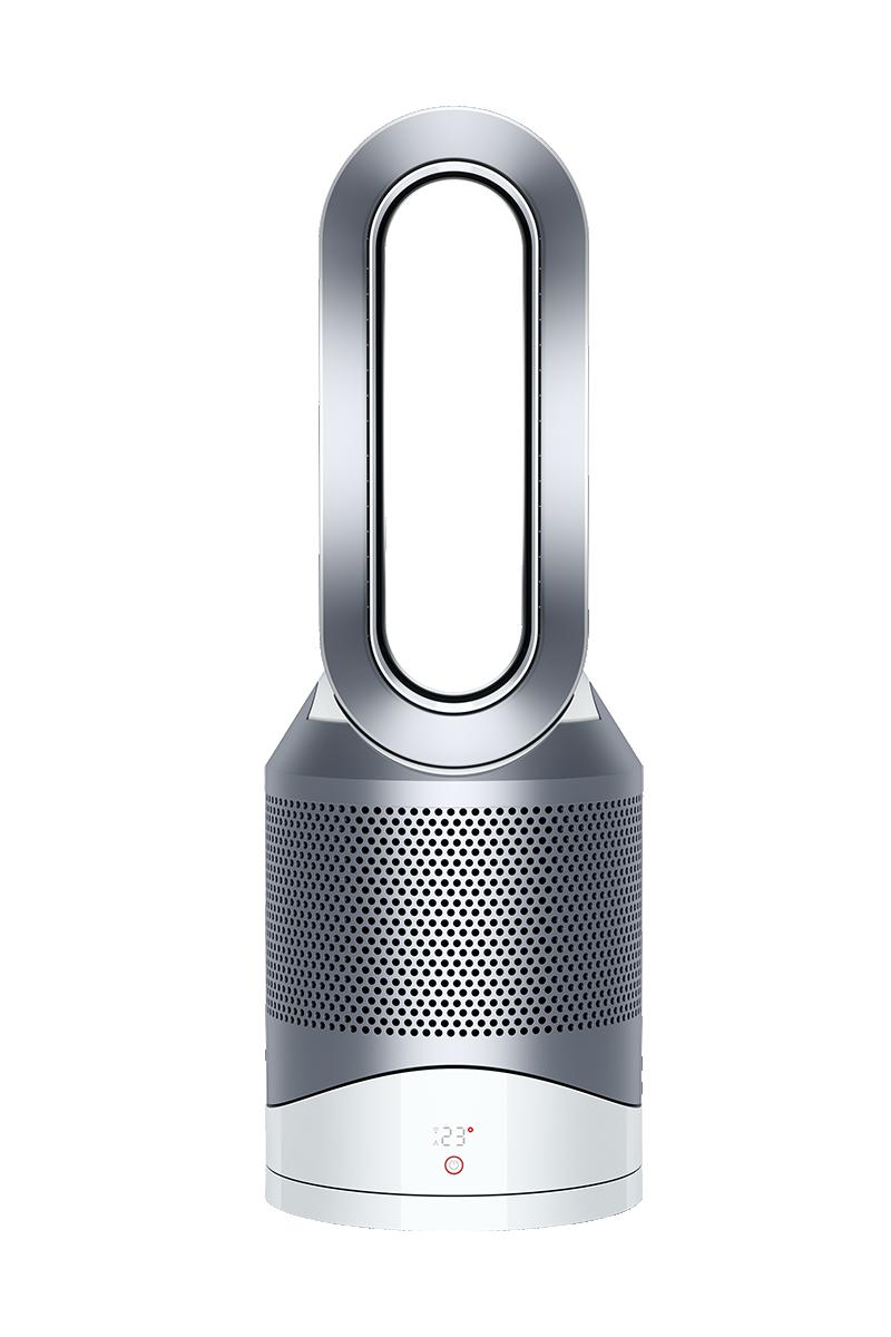 Dyson Pure Hot+Cool Link™ légtisztító fűtőventilátor HP02