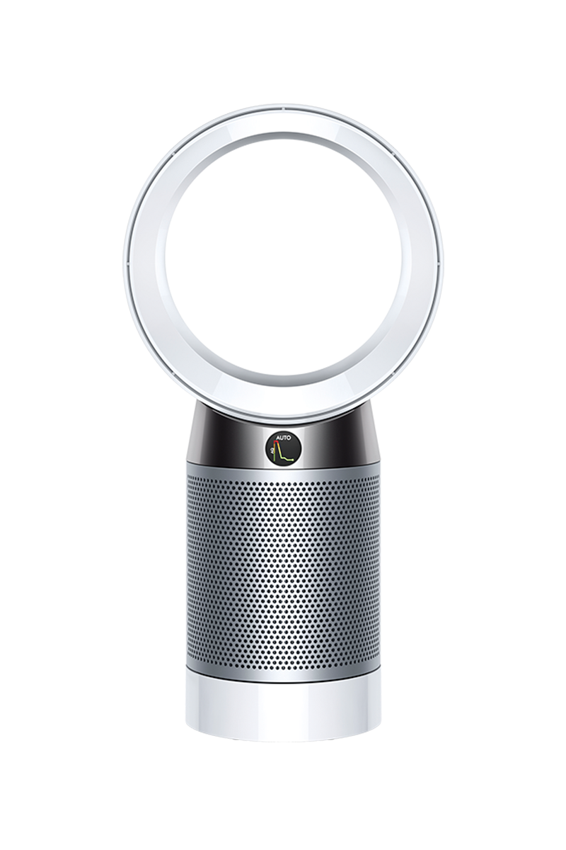 Dyson Pure Cool™ Advanced Technology Desk (White/Silver)