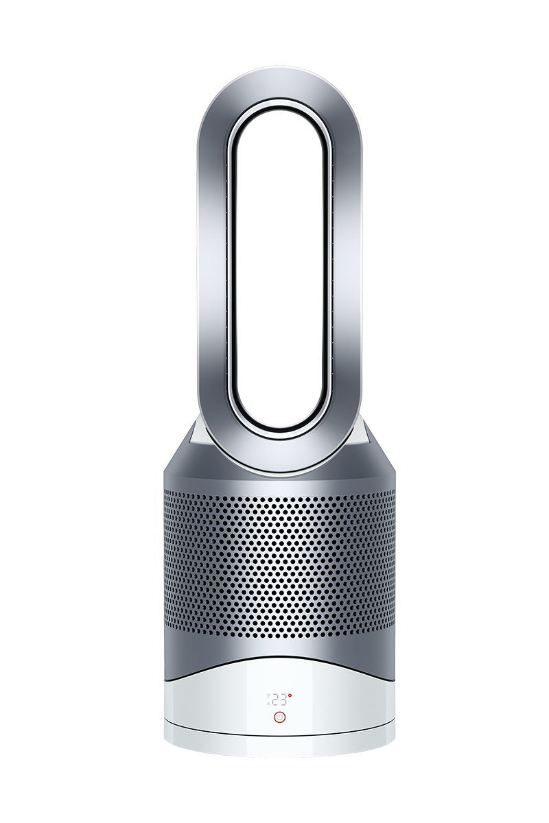Dyson Pure Hot+Cool™ HP00 (White/Silver)