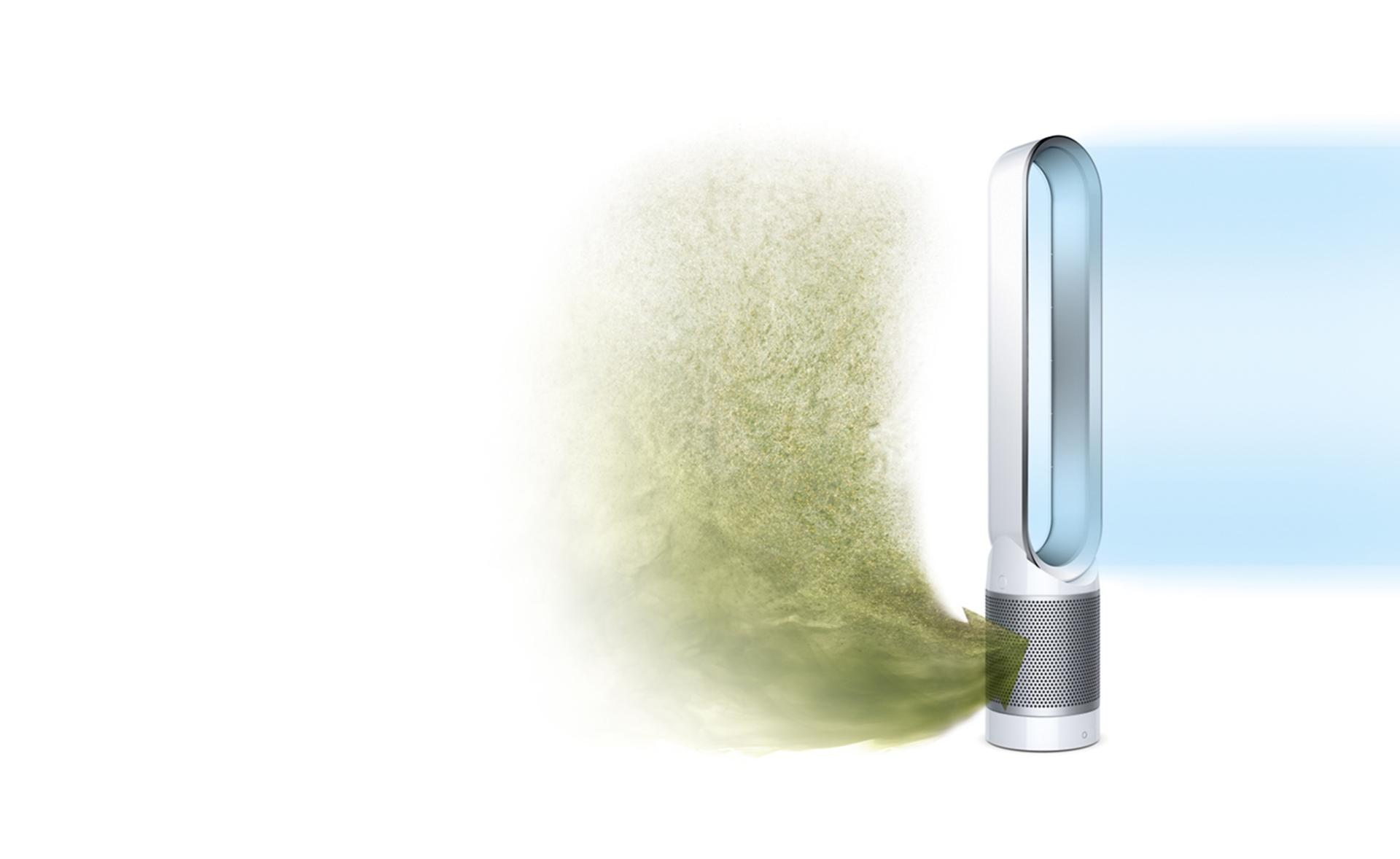 Dyson Pure Cool Linkᵀᴹ Air Purifiers Dyson India