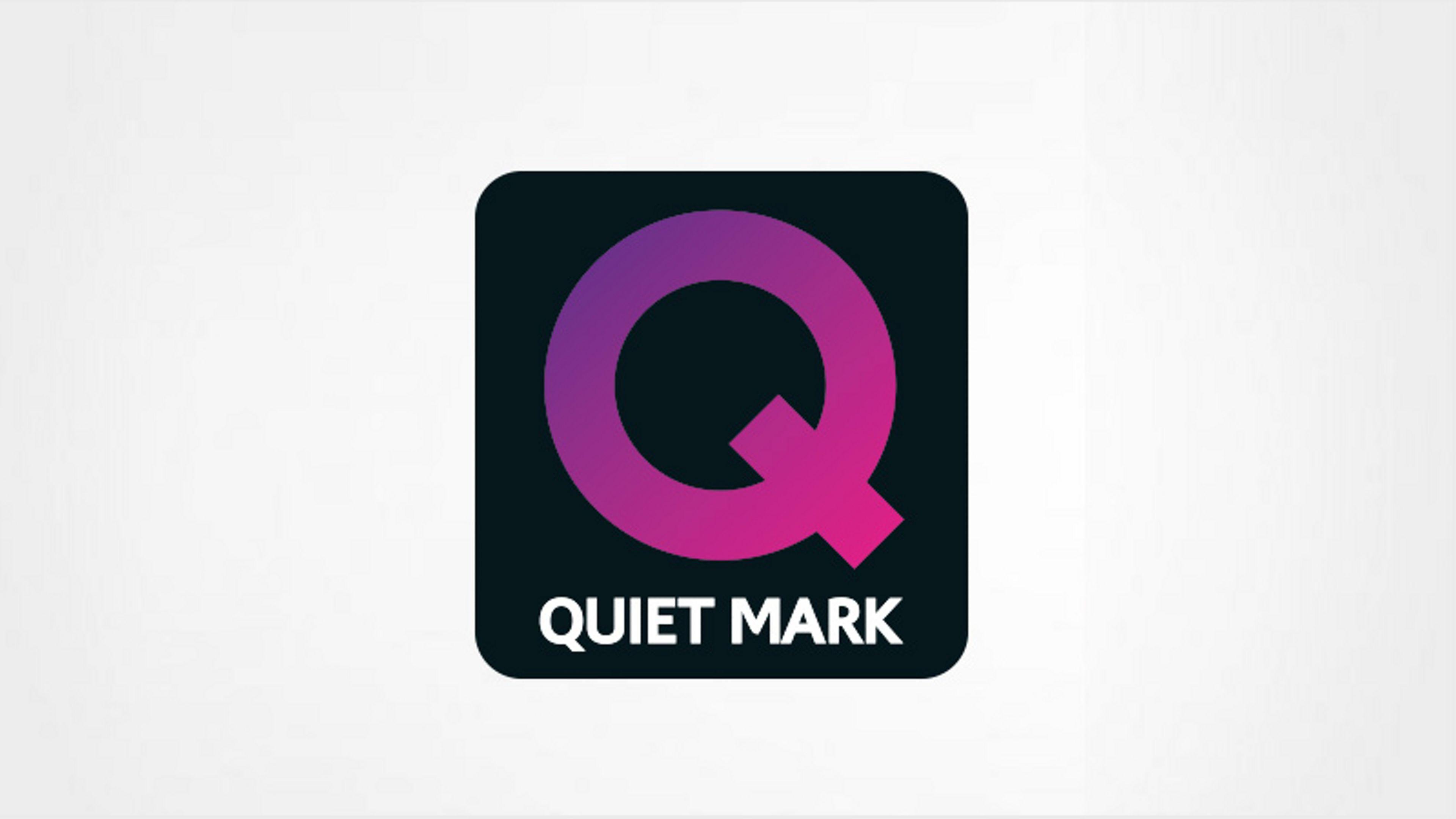 Quiet Mark logo