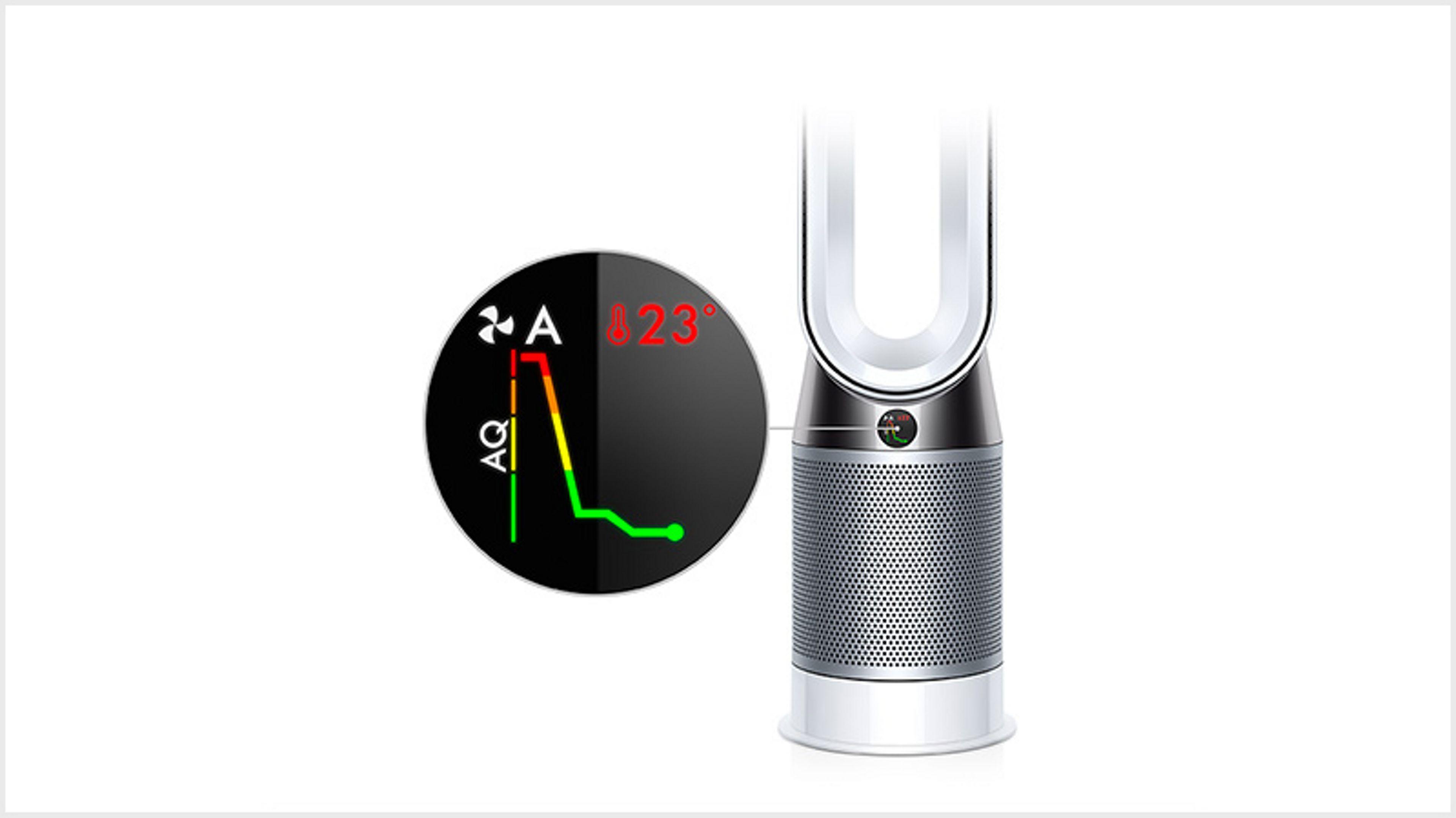 Hot and cool purifer sensor
