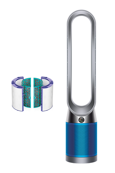 Dyson Pure Cool™ Advanced Technology Tower (Iron/Blue)