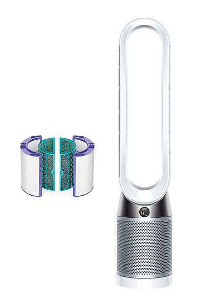 Dyson Pure Cool™ Advanced Technology Tower (White/Silver)
