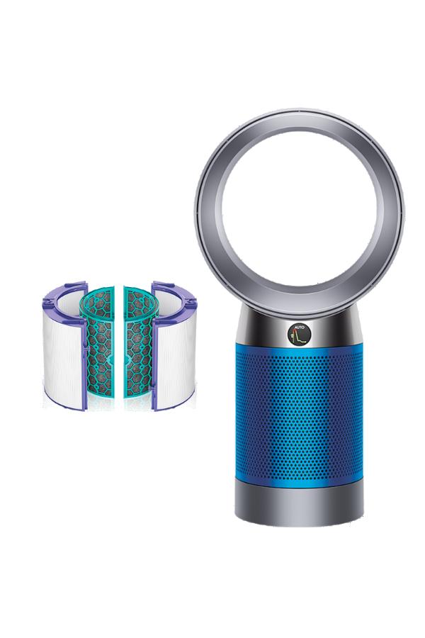 Dyson Pure Cool™ Advanced Technology Desk (Iron/Blue)