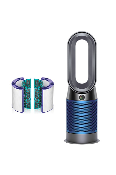 Dyson Pure Hot+Cool™ (Iron/Blue)