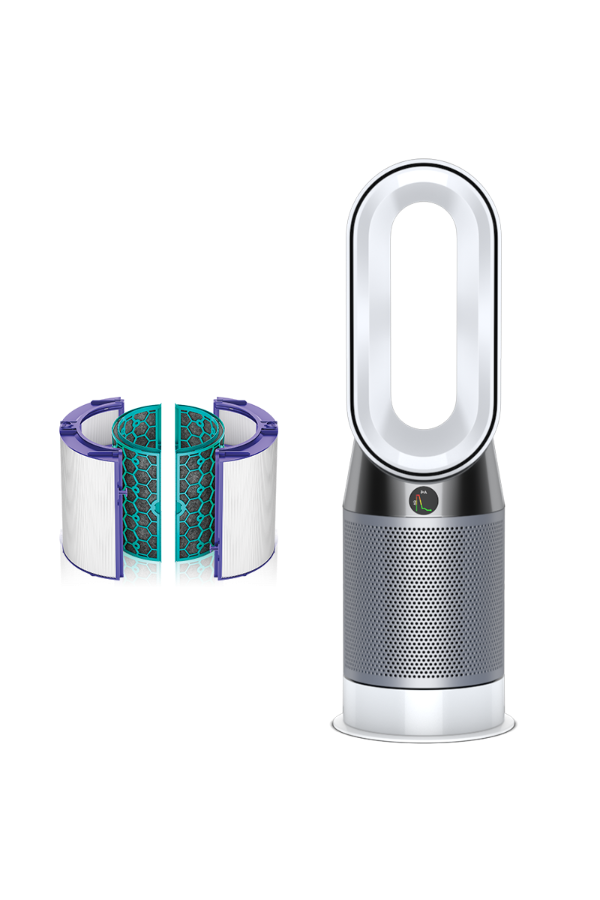Dyson Pure Hot+Cool™ (White/Silver)