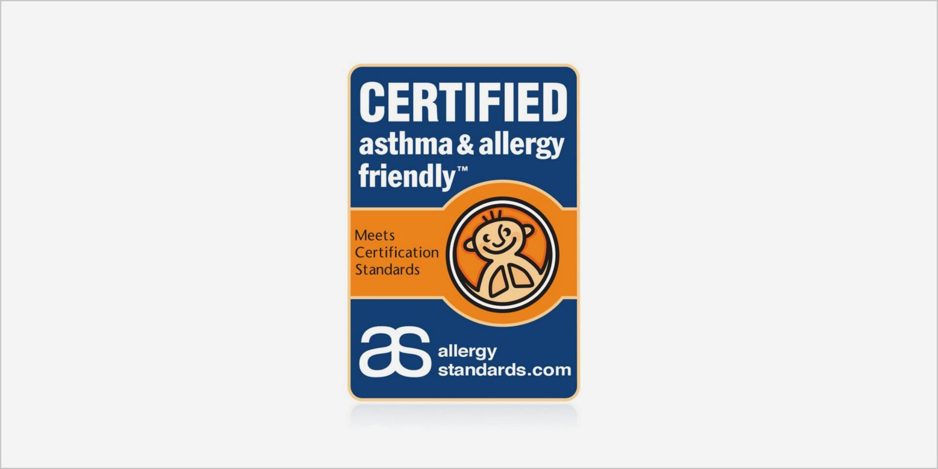Allergy Certification
