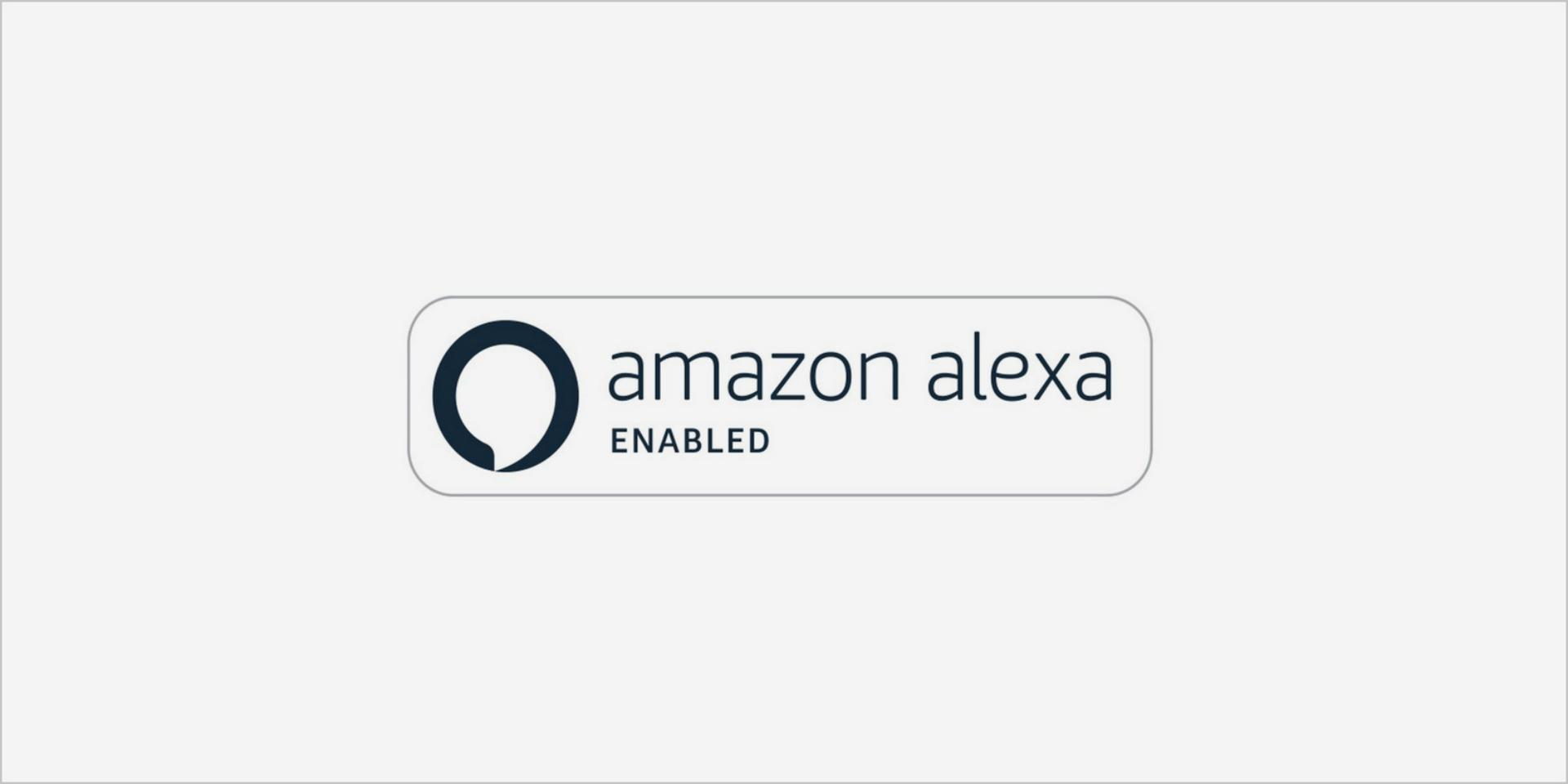 Amazon Alexa Enabled badge